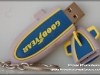 Blimp Keyring and Memory Stick