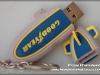 Blimp Memory Stick Keyring
